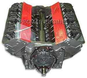Remanufactured 87 98 Chevy 262 Gm 4 3 Long Block Engine
