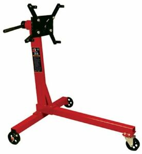Torin Big Red Steel Rotating Engine Stand 750 Lb Capacity