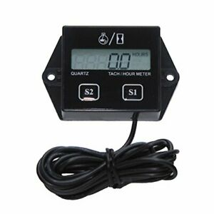 Timorn Inductive Hour Meter For 2 Stroke 4 Stroke Small Engine Replaceable