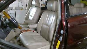 2006 2008 Lexus Rx400 Rx400h Complete Heated Leather Seat Set Front Rear
