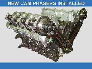 Reman 04 14 Ford 5 4 3 Valve Long Block Engine 3v W New Updated Cam Phasers