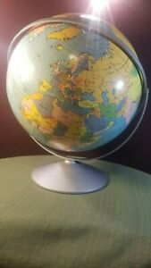 Nystrom 16 Vintage Readiness Dual Rotating Axis Globe