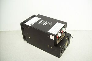 Coutant Lambda Omega 600dd Power Supply Output Dc 24v 25a W Inhibit Connector