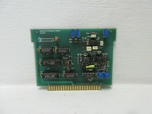 Unholtz dickie U d Corp 20242 Used Circuit Board Card 20242