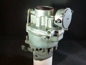 1950 56 Chevy Rochester Bc 1bbl Carburetor Fits 235c I 6cyl Eng 180 1075