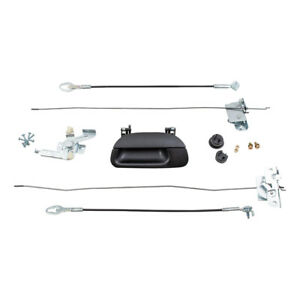 Tailgate Handle Latch Set For Ford F150 Styleside F250 Super Duty Pickup Truck