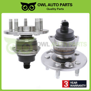 For Chevrolet Pontiac Oldsmobile Buick W Abs Pair Rear Wheel Hub Bearing 512001