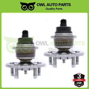 For Chevy Cavalier Beretta Pontiac Sunfire Set Rear Wheel Bearing Hub 512001 X 2
