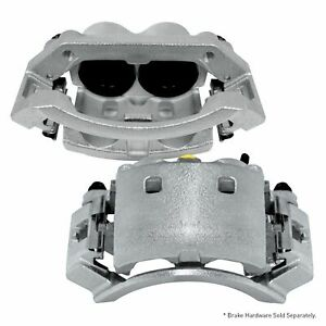 For 2000 2002 Dodge Ram 2500 Ram 3500 2 Front Zinc Disc Brake Calipers