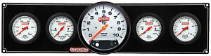 Quickcar Racing Products 61 7751 Extreme 4 1 Op wt ot fp W 5in Tach