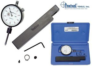 Central Tools 6434 Sleeve Height And Counter Bore Gauge Tool New Free Shipping