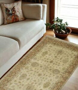 Rare Handmade Floral Design 5 6x8 3 Chobi Indian Rug Oriental Home D Cor Carpet