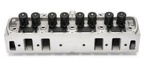 Pair Edelbrock 60519 Olds 400 425 455 Performer Rpm 77cc Aluminum Cylinder Heads