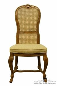 Drexel Heritage Italian Provincial Cane Back Dining Side Chair 652 831
