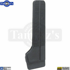 64 71 For Chevrolet Floor Mount Gas Accelerator Pedal Rubber Steel Core Oer
