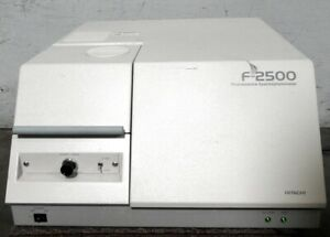 R160135 Hitachi F 2500 Fluorescence Spectrophotometer 251 0090
