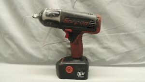 Snapon Tools Ct4850 1 2 Drive 18v Metal Hammer Case Impact