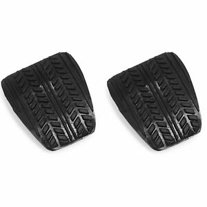 2 Fits Ford Mustang 94 04 Brake Or Clutch Pedal Pads Manual Transmission Pair