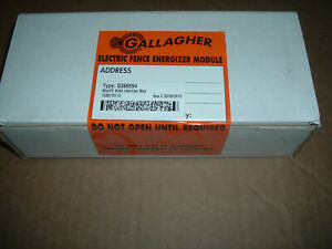 Repair Part Energizer Module For Gallagher B280 Electric Fencer Type G366594