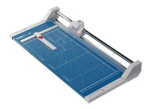 Dahle 552 Professional Rolling Trimmer 20 Cut 20 Sheet Selfsharpen Paper Cutter