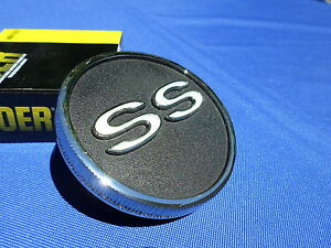 New 1967 1968 Chevrolet Camaro Ss Gas Cap Oer Parts Gm Licensed