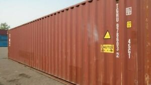 40 hc shipping Storage Conex Containers In Phoenix Az