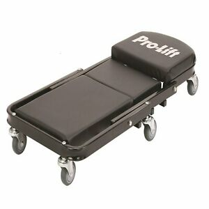 Heavy Duty 40 Foldable Z Creeper Up To 450 Pounds Mechanic Tool Seat For Garage