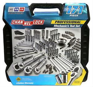 Channellock 171 Piece Mechanic S Tool Set 39053