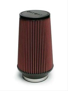 Airaid 700 470 Air Filter Element Conical Cotton Gauze Red 4 Diameter Inlet Ea