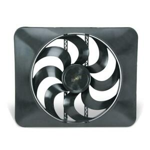 Flex a lite Black Magic Xtreme Electric Fan 3 300 Cfm Puller 15 Dia Single 180