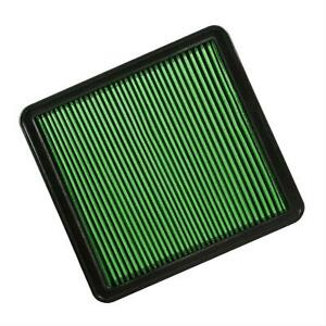 Green Filters Air Filter Element Cotton Gauze Green Ford Lincoln Each