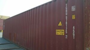 40 Foot Shipping Storage Container Used Denver In Stock