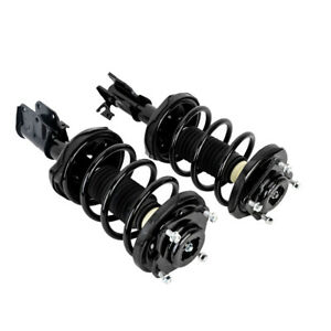 171424 171425 For 2000 2003 Mazda Protege Front Pair Complete Shocks