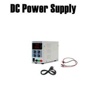 30v 5a Dc Regulated Power Supply Bench Lab Variable Laboratory Test Equipment