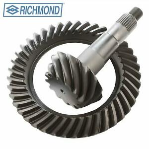 Richmond Gear Ring And Pinion Gears Gm 8 875 Passenger Car 12 Bolt 3 42 1