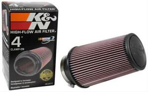 K N Air Filter Filtercharger Conical Cotton Gauze Red 4 Dia Inlet Ea Re 0870