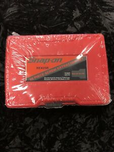 Snap on Rex25b 25 Piece Screw Extractor Set 1 8 7 8 brand New Still Sealed