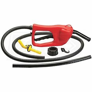 Flo N Go 08338 Maxflo Fuel Siphon And Epa Hand Pump New Free Shipping