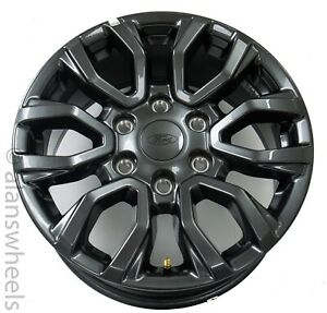 4 New Takeoff Ford Ranger 17 Factory Oem Charcoal Wheels Rims 2019 21 Only