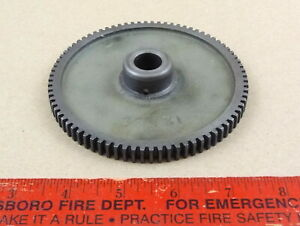 Nice Original South Bend 9 10k Lathe 80 Tooth 80t Idler Gear Part 33nk1