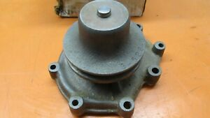 Ford 9000 Tractor Water Pump Aftermarket E1n8a513g