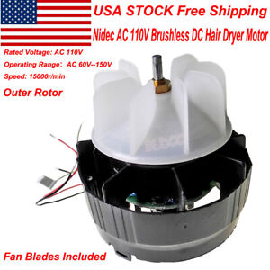 12v Car Turbo Charger Fan High Power 35000rpm Turbine Fan Dc Brushless Blower Fy