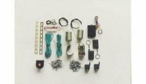 Vpa 80158 Keyless Entry System Shaved Door Handle Type 2 Door Two Remotes Kit