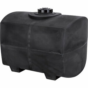 Snyder Industries Square ended Poly Pest Control Sprayer Tank200 gallon Cap