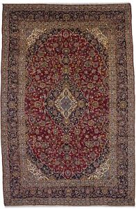 Extra Large Traditional Vintage 10x15 Persian Rug Oriental Home D Cor Carpet