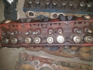 Chevy 3973493 Small Block Cylinder Heads 400