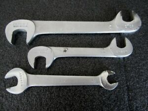 Vintage 1940 S Bonney Obstruction Wrench 2729 2725b 1725 Made In Usa