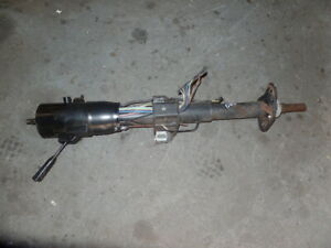 1988 Corvette Oem Tilt telescopic Steering Column Automatic Gm