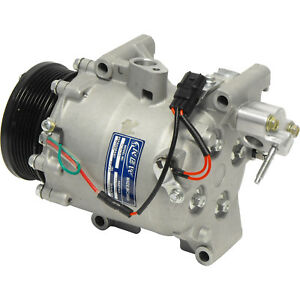 Reconditioned Ac Compressor Fits 06 10 Acura Csx Honda Civic W 2 0 Engine