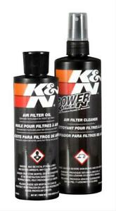 K N 99 5050 Air Filter Cleaner Recharger 12oz Pump 8oz Squeeze Kit